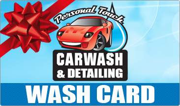 Platinum Plus Holiday Wash Card Sale